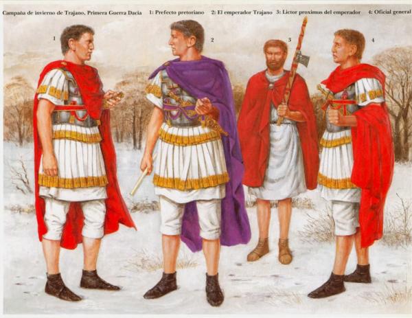 фото должностные лица древнего рима