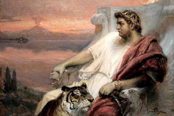 император нерон рим