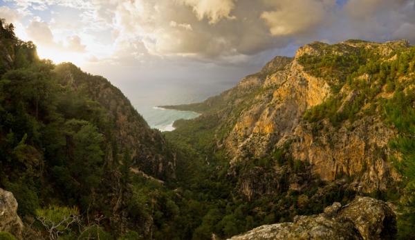 ликийская тропа маршрут