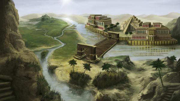 месопотамия фото