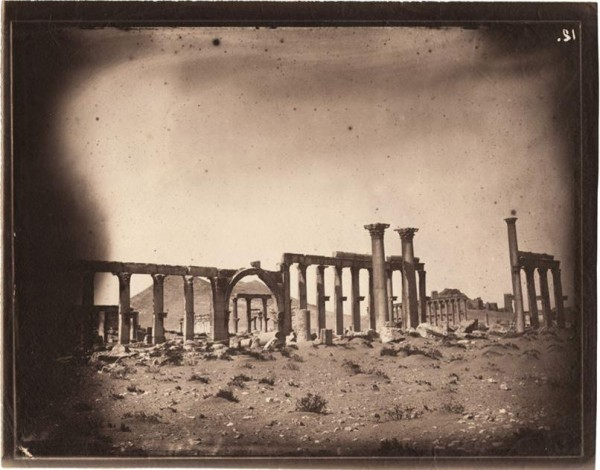 Большая Колоннада. Пальмира, Сирия. 18