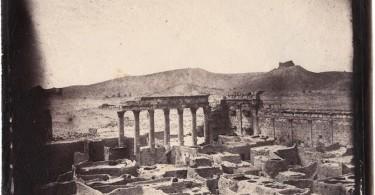 Храм Бэла, Пальмира. Сирия. 1864 год