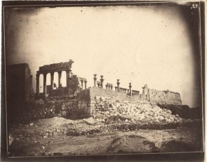 Храмовый комплекс Бэла, Пальмира. Сирия. 1864 год.