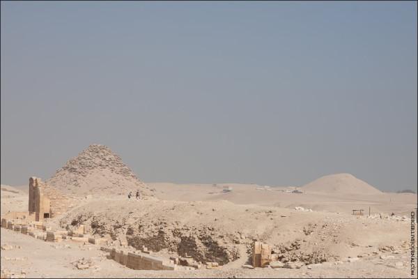 Пирамиды Саккары