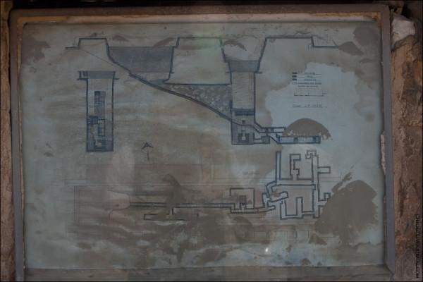 план саккары в египте