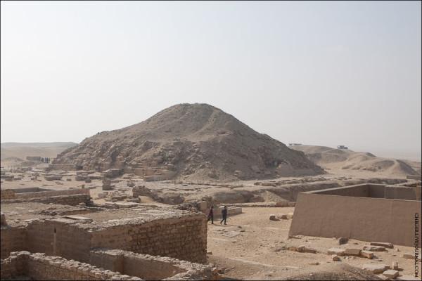 пирамида саккары