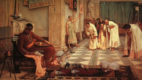 легисанкционный процесс древнего рима фото