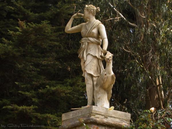 миф древней греции диана фото