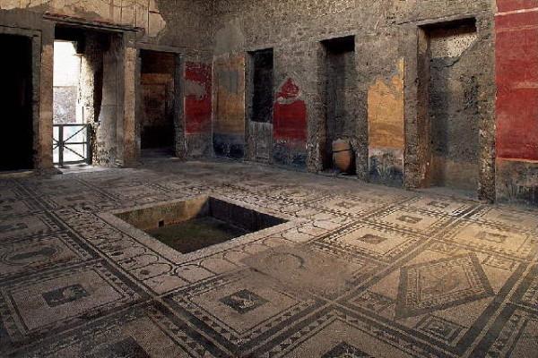 древний рим дома фото