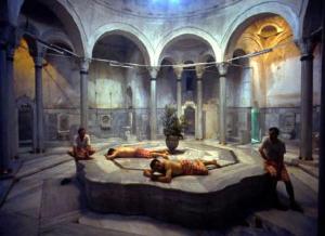 бани древнего рима