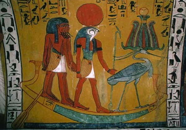 амон ра древний египет