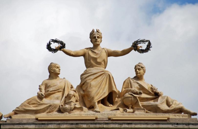 венок победителя игр древней греции
