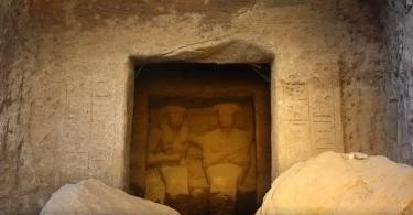 гробница египта