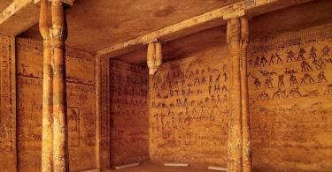 гробница египта иисус