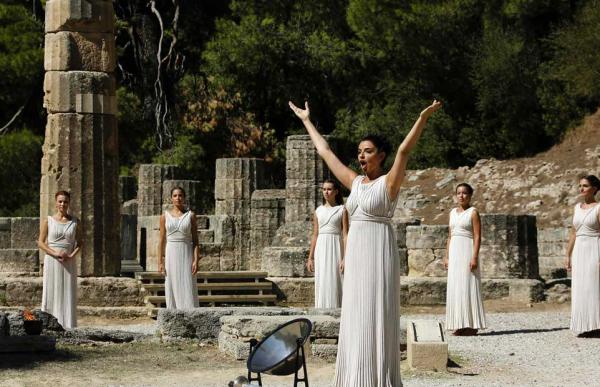 игры древней греции