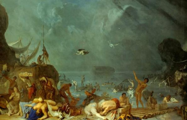 Древнегреческий миф о создании мира