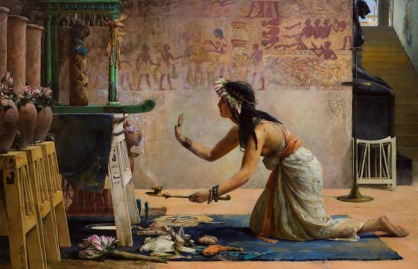 обряды древней греции