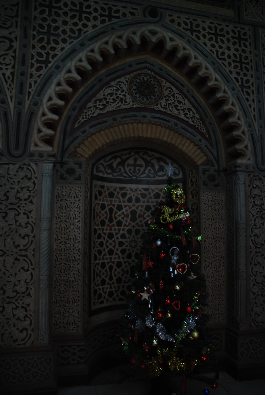 Коптская церковь. Каир. Египет. Начало I тыс. нашей эры.