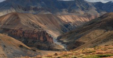 гималаи долина мертвых