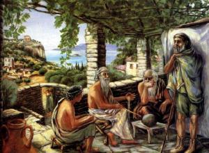 философы греции