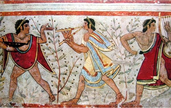 История музыки Древнего Рима музыка древнего рима