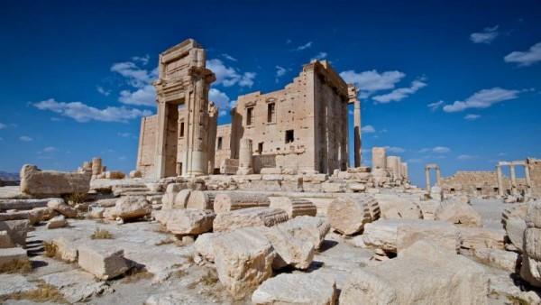 арка пальмира