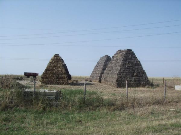 крымские пирамиды фото