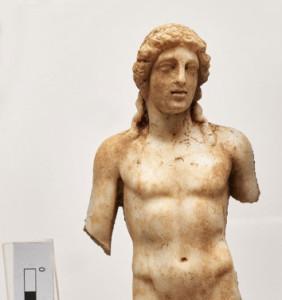 крит статуя