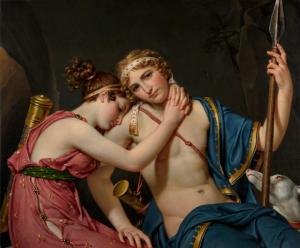 выражалась любовь в древней греции