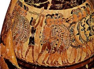 персы греция
