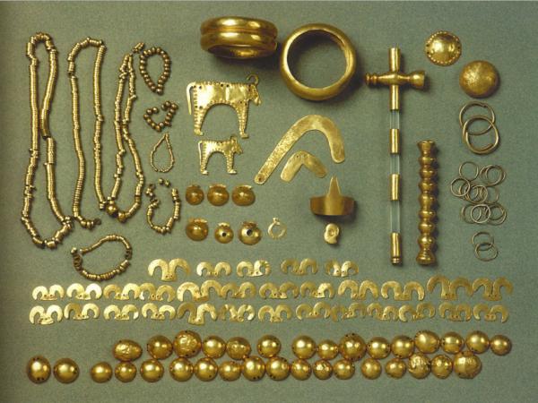 артефакты варны болгария