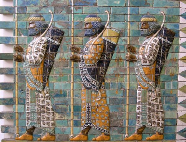 персидские войны фото
