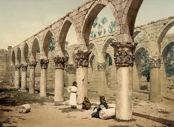 ливан иерусалим
