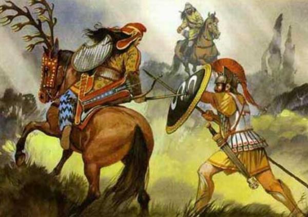 вторжение персов в грецию