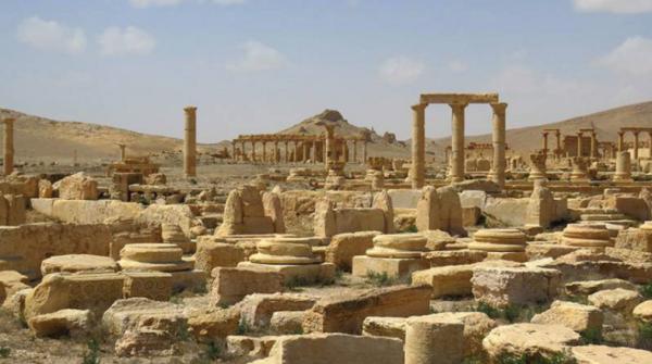 храм пальмира