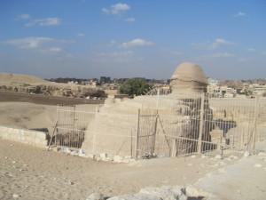 Большой Сфинкс Египта