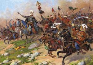 завоевание турками османами балканского полуострова