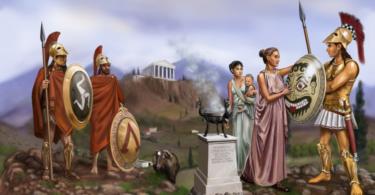 спарта греции фото