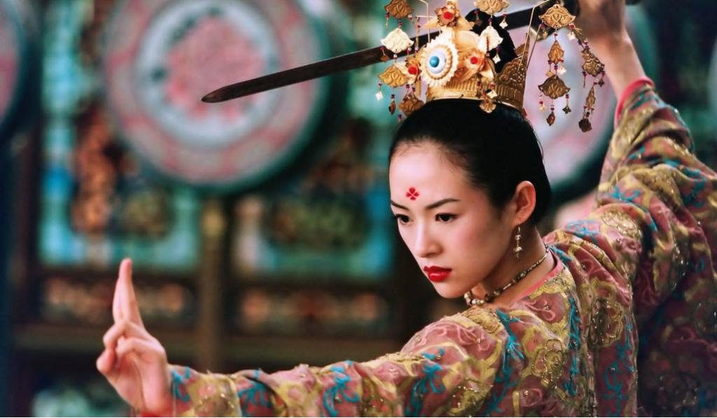 кинокартины о китае
