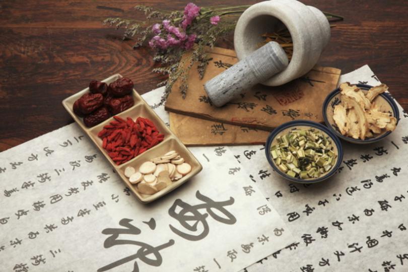 врачевание в китае