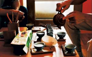 чаепитие в китае