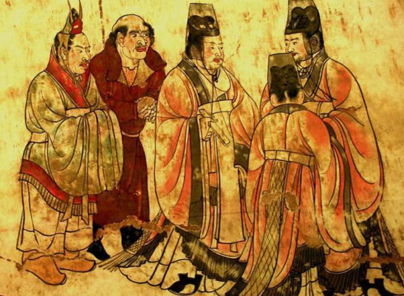политико правовые учения китая