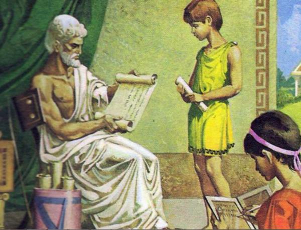 спартанцы в греции