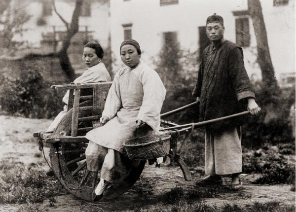 древний китай фото
