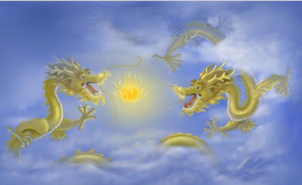 мифология китая