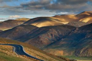 путь от китая к тибету