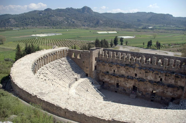 греческие театры