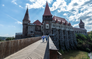 замок дракулы обстановка