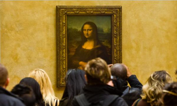 мона лиза лувр