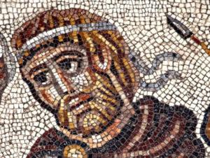 мозаика синагогы
